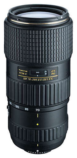 AT-X 70-200mm F4 PRO FX VCM-S
