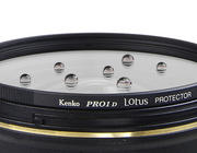 撥水・撥油仕様の「PRO1D Lotus プロテクター」「PRO1D Lotus C-PL」にフィルター径86mm/95mmを追加