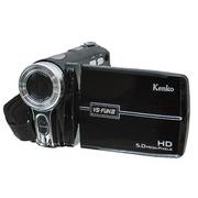 単4形乾電池で駆動する、手のひらサイズのコンパクト軽量ムービーカメラ「VS-FUN III」を発売