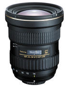 APS-Cデジタル一眼レフ用、開放F値2.0の大口径広角ズームレンズ「AT-X 14-20 F2 PRO DX」を発表