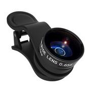 スマホで魚眼、望遠、マクロ、広角撮影が可能になる光学ガラス採用レンズ「リアルプロ クリップレンズ」発売