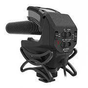 アツデン株式会社製、一眼レフ・DV音声収録用ショットガンマイクロフォン「SMX-15」「SMX-30」取扱開始
