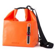 リュック/ショルダー/手持ちの3通りの使い方ができる、防水生地採用の「aosta インターセプター 3WAYバッグ」