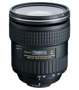 フルサイズ一眼レフ用交換レンズ「AT-X 24-70 F2.8 PRO FX」を発表