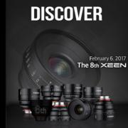 次週2/6(月)、Samyang Optics社が新製品レンズを発表いたします