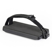 三脚取付用ネジ穴がない双眼鏡も三脚に固定できる「SNAPZOOM 双眼鏡用三脚アダプター」を発売