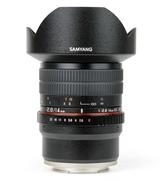サムヤンオプティクス社の交換レンズ「14mm F2.8 ED AS IF UMC」にソニーEマウントを追加