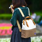 日本製8号帆布を使用、鞄の聖地・兵庫県豊岡市で製作したカメラバッグ「五三郎リュック」を数量限定で発売