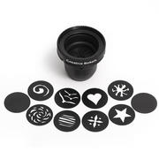 レンズベビー新製品|ボケ部分に様々な形状を出すことができる「クリエイティブボケ オプティック」発売