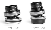 80mm F2.8のティルトレンズ「コンポーザープロII スウィート80」および「スウィート80オプティック」を発売いたします