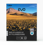cokin社新製品 EVOフィルターホルダー+C-PLキット、お得なセット販売も