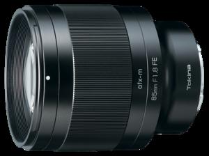 atx-m85mm F1.8 FEの製品画像