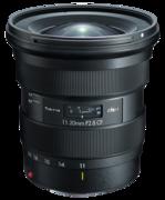 トキナーの一眼レフ用交換レンズ「atx-i」シリーズのフラッグシップモデル「atx-i 11-20mm F2.8 CF」発売