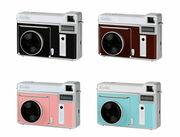 撮ったその場でモノクロプリント。感熱紙を使用するユニークなインスタントカメラ「モノクロカメラ KC-TY01」発売