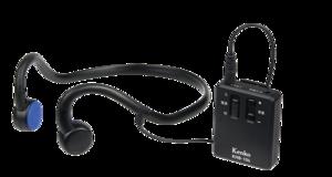骨伝導式集音器KHB-104の製品画像