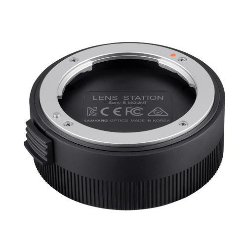 Lens Station for ソニーE