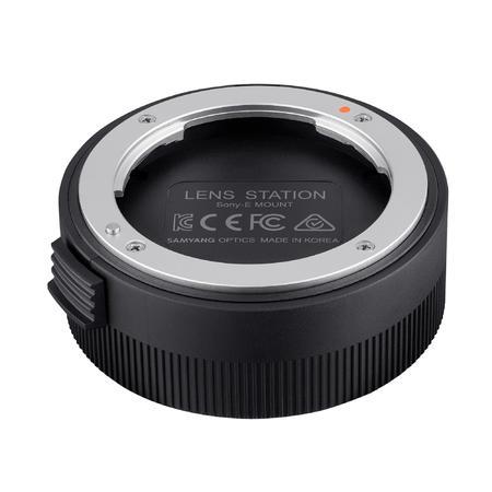 Lens Station for ソニーEの製品画像