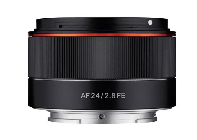 AF24mm F2.8 FEの製品画像