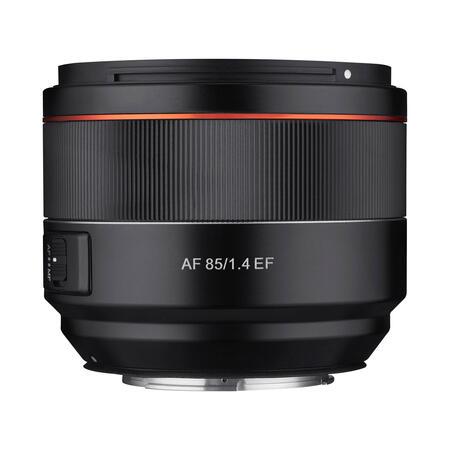AF85mm F1.4 EFの製品画像