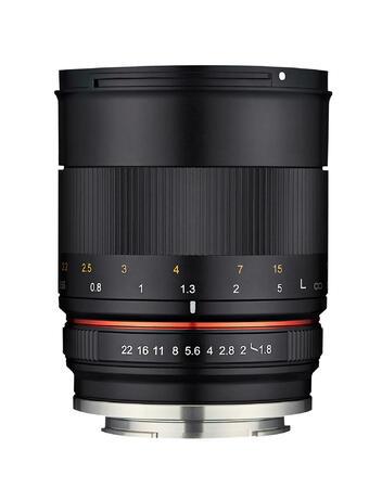 85mm F1.8 ED UMC CSの製品画像