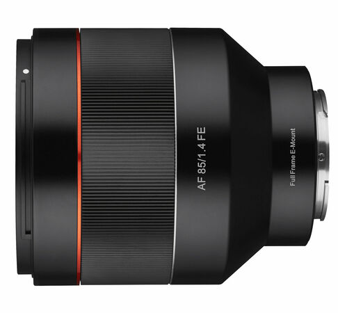 AF 85mm F1.4 FEの製品画像