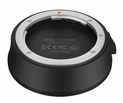 Lens station for キヤノンEF