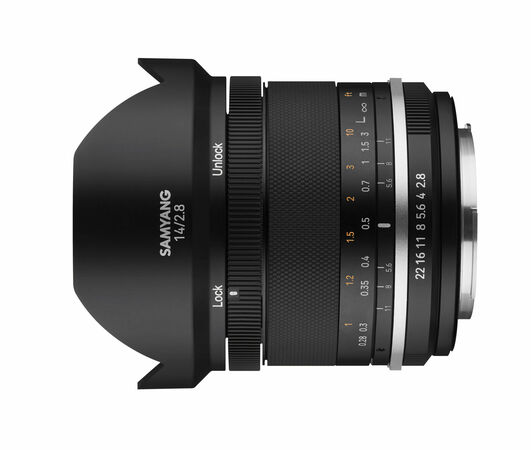 MF 14mm F2.8 MK2の製品画像