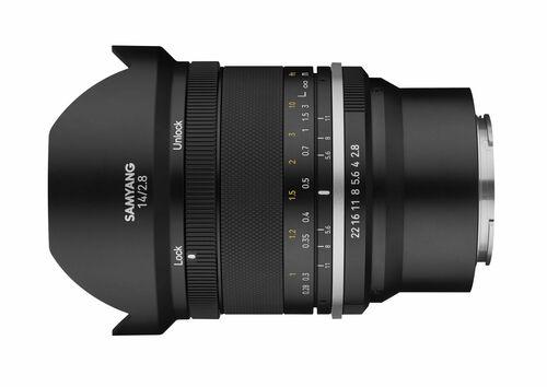 MF 14mm F2.8 MK2