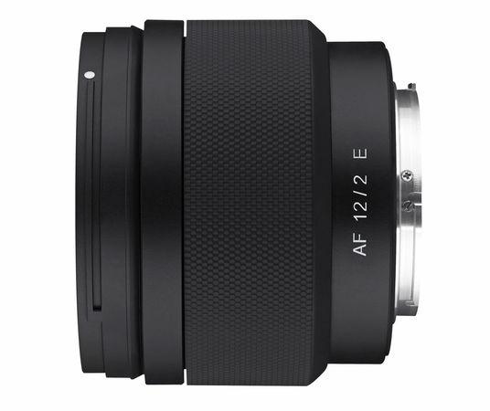 AF 12mm F2 Eの製品画像