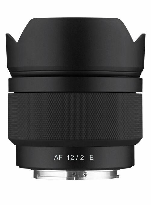 AF 12mm F2 E