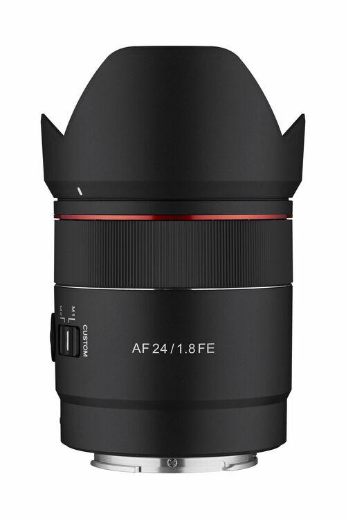AF 24mm F1.8 FE