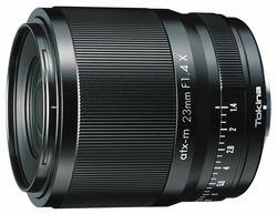 atx-m 23mm F1.4 Xの製品画像