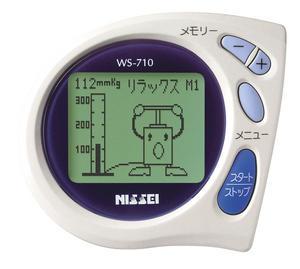KHB-505 ドットマトリックス手首式デジタル血圧計製品画像