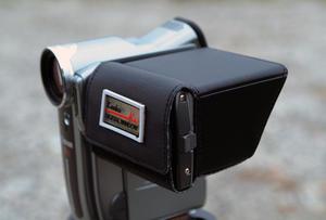 DVカメラ用液晶フード DW-2.8V