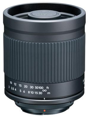 ミラーレンズ400mm F8