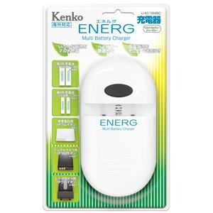 ENERG マルチバッテリーチャージャー製品画像