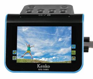5インチ液晶フィルムスキャナー KFS-14WS