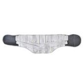 らくらくケンコーサポーター腰用 ブラックシリカタイプ  S/M/L/LLサイズ
