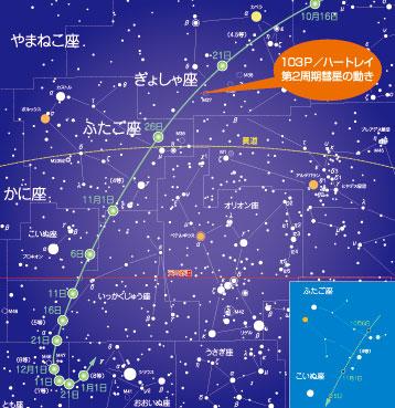 秋の夜長に星空を見よう!