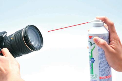 レンズ(フィルター)の拭き方2