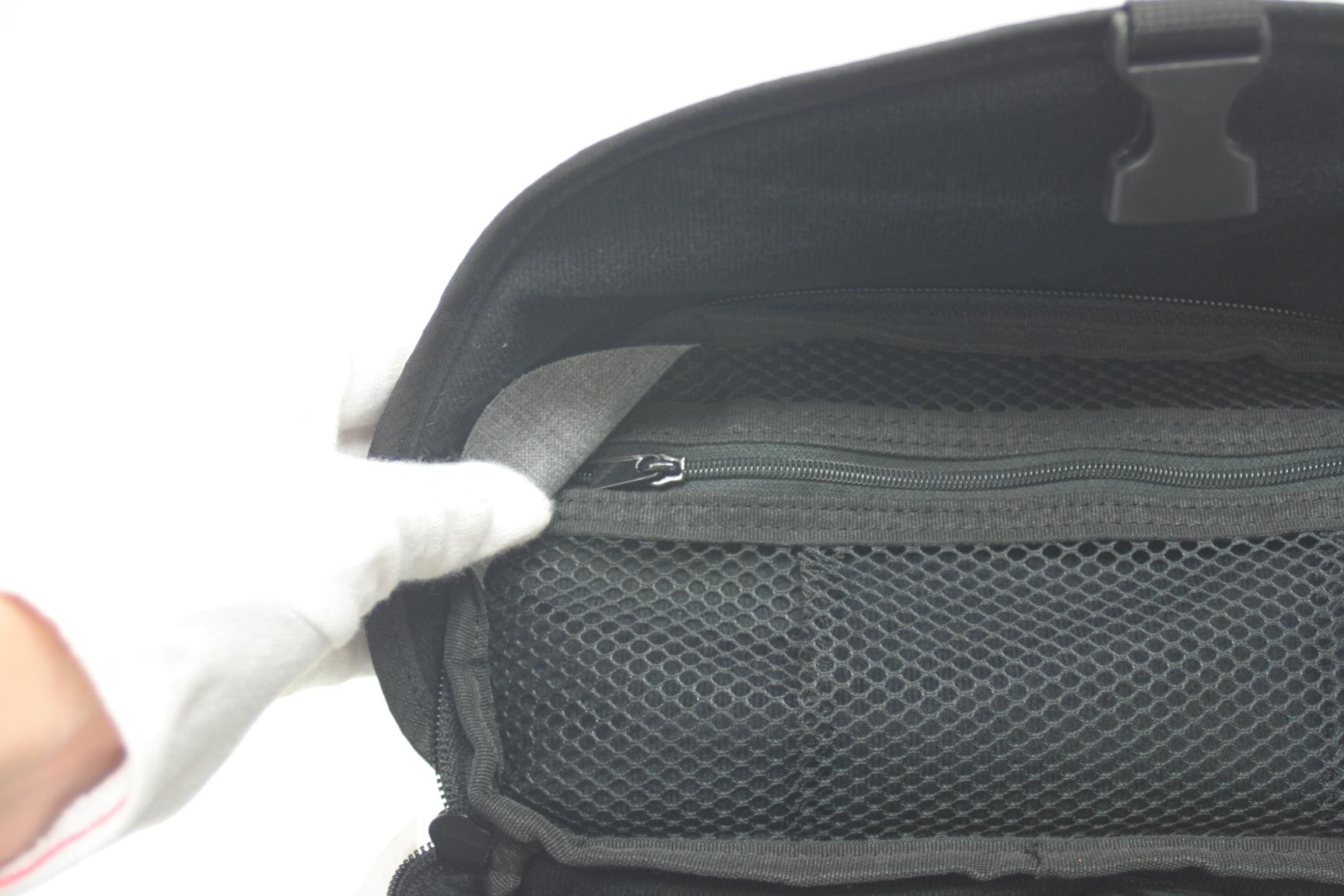10アバントEX ショルダーバッグ Lサイズ (AOC-AVX-SHL-BK)画像02