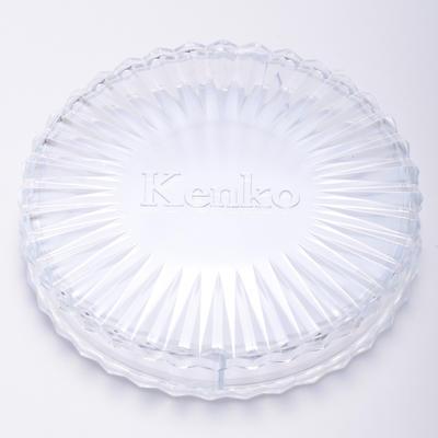 フィルター丸型プラスチックケース クリアー画像