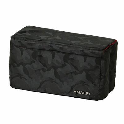AMALFI インナーボックス M ブラックカモ画像