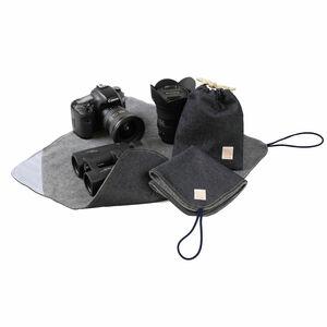 包(つつむ) 巾着ポーチ プレミアムデニム画像02