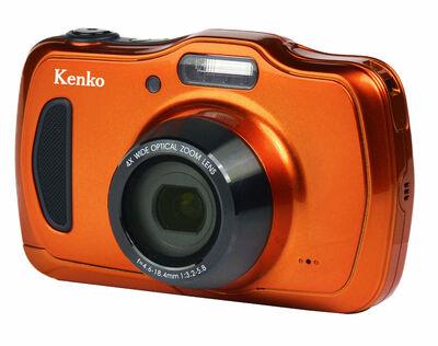 防水デジタルカメラ DSC200WP画像