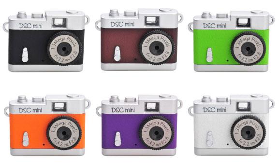 トイカメラ DSC mini