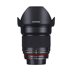16mm F2.0 ED AS UMC CS