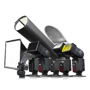 GODOX スピードライト用アクセサリーキット SA-K6