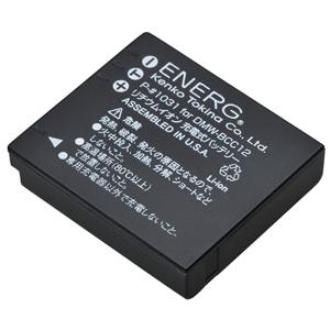 ENERGデジタルカメラ用バッテリー パナソニックDMW-BCC12対応 P-#1031