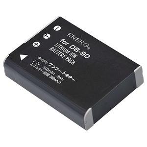 ENERGデジタルカメラ用バッテリー リコーDB-90対応 R-#1054